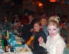 The Best Halloween Party in Transylvania, Sighisoara Citadel